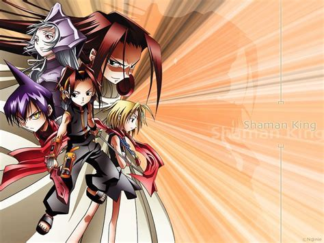 shaman king shaman king images shaman king hd wallpaper and background