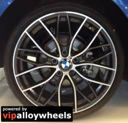 19 inch bmw f20 f21 wheels style 405m performance with