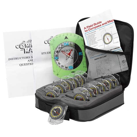 Brunton Educational Compass Kit Forestry Suppliers Inc
