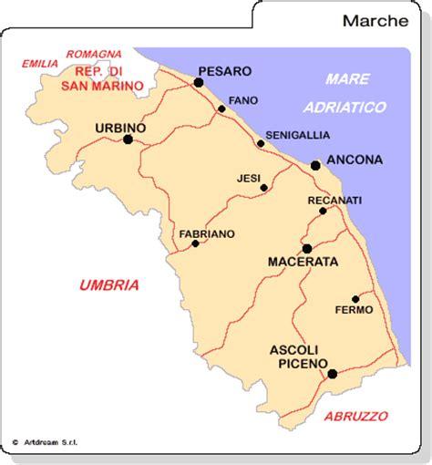delle mrche mappa rivenditori rfid in italia
