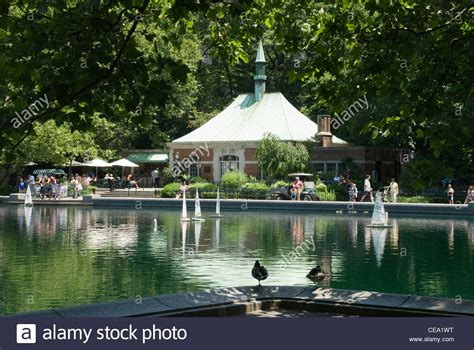 boating on central park boating lake conservatory water central park new york