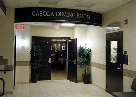 Casola Dining Room | the casola dining room at sccc all over albany