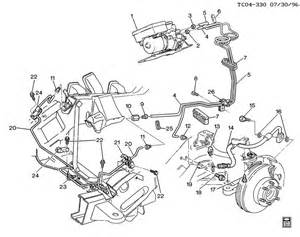 Brake Line Diagram 1999 Chevy Malibu Part Diagrams 97 Gmc K3500 Part Free Engine Image For