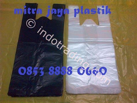 Plastik Kantong Pp Bening jual plastik kantong kresek hitam dan hitam harga murah