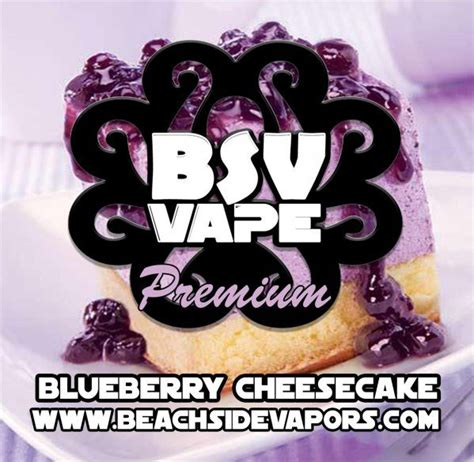 Suga Blueberry Cheesecake 60ml blueberry cheesecake e liquid beachside vapors