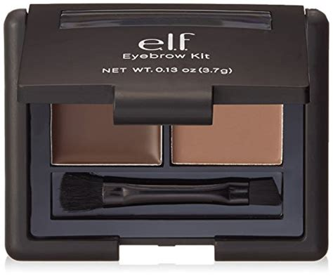 Studio Eyebrow Kit Medium kit eyebrow e l f studio brow stencil eye brush wax medium w mirror dual u