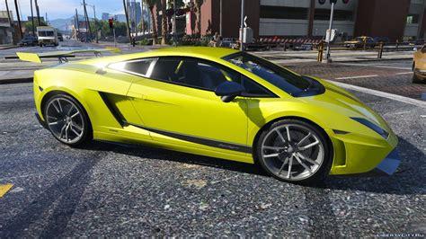 Lamborghini Gallardo Cabrio by Gta 5 Lamborghini Gallardo Cabrio