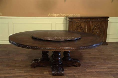 Large Circular Dining Table Wonderful Large Dining Table Pics Designs Dievoon