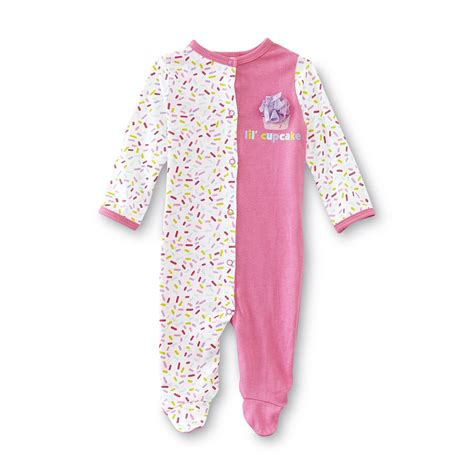 infant s footed sleeper pajamas