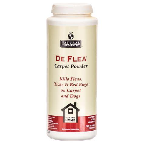 bed bug carpet powder natural chemistry natural chemistry de flea carpet powder