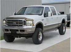 Used 2003 Ford F-250 Super Duty KING RANCH 4X4 LIFTED ... 2003 Ford F350 4x4 For Sale In Texas