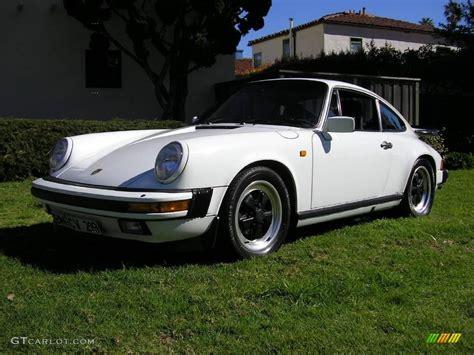 Porsche Grand Prix by 1985 Grand Prix White Porsche 911 Coupe 12424956