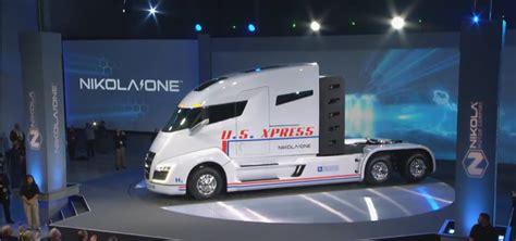 nikola electric semi truck bosch is making the 1 000 hp electric powertrain of nikola