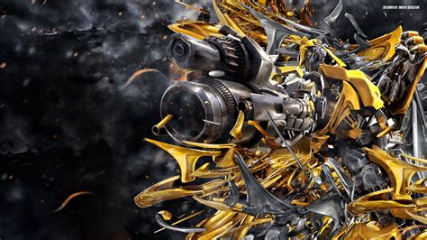 wallpaper hd transformer 5 transformers bumblebee age of extinction 4k ultra hd pc