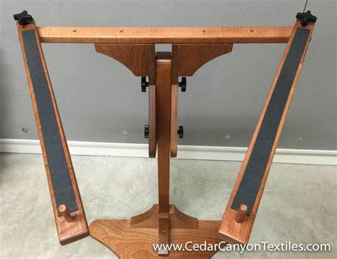 A Review of the JAT Needlework Stand (Floor Model)   Cedar