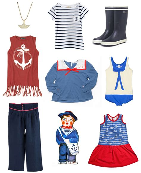 nautical themed clothing brands anchors away nautical inspired kids fashion