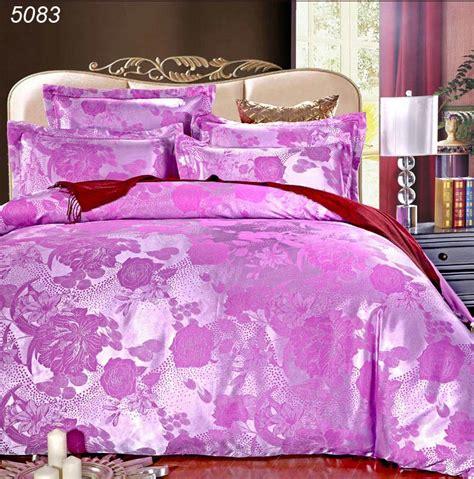 purple silk bedding sets purple silk bedding sets promotion shop for promotional