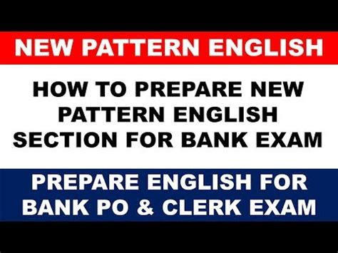 english pattern for bank po sbi po 2017 how to prepare new pattern of english