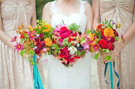 colorful wedding bright colorful wedding inspiration green wedding