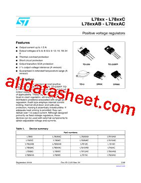transistor l7812cv l7812cv datasheet pdf stmicroelectronics