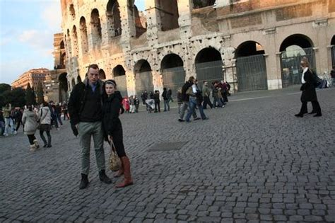 Kathryn O Shea Evans i ditched my family for christmas in italy and got engaged