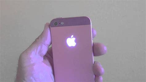 iphone  pink  purple  light mod  youtube