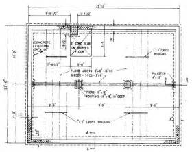 House Plans On Piers And Beams foundation plan