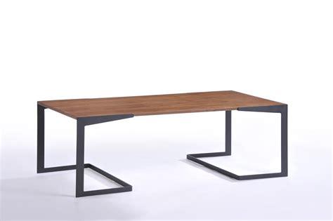 Walnut Coffee Table Modern Modrest Garrison Modern Walnut Coffee Table Coffee Tables Vgmamit 5086 Cof 8