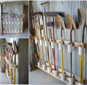 Pvc Garage Storage Ideas 25 Creative Diy Storage Hacks 8 Is For All
