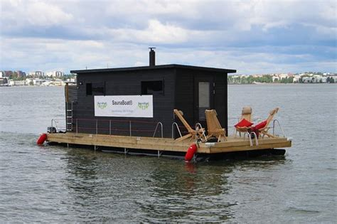 floating boat show helsinki five star experience review of saunaboat helsinki