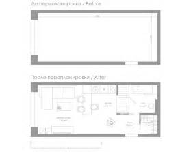 Floor Plans For Small Apartments Small 29 Square Meter 312 Sq Ft Apartment Design