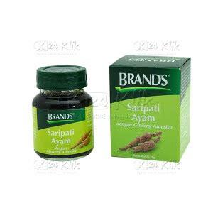 Obat Herbal Suplemen Kopi Lanang Gingseng 25 Gr 5 Sachet jual beli brands sari pati ayam dengan ginseng 2 5oz 70gr k24klik