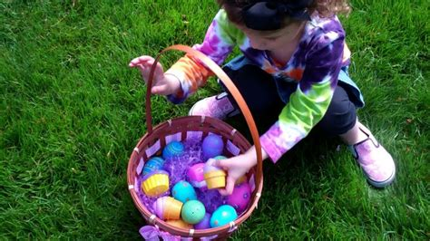 why easter eggs at easter easter egg hunt wk 65 2