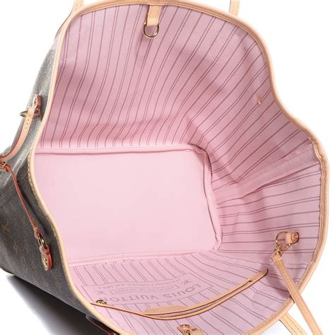 Rosie Gets In The Ring With Louisvuitton by Louis Vuitton Monogram V Neverfull Mm Ballerine