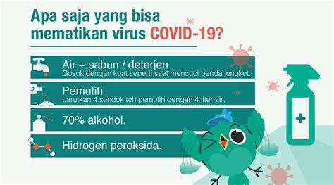 update covid  indonesia terbaru honestdocs