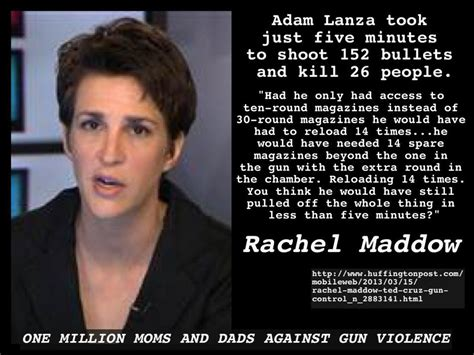 Rachel Maddow Meme - rachel maddow on assault rifles more guns more death