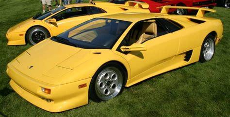 90s Lamborghini Lamborghini Diablo