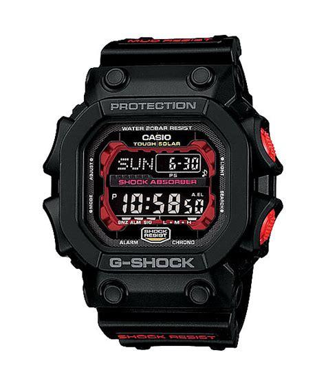 G Shock Gx56 Digital g shock gx56 1a black big digital zumiez