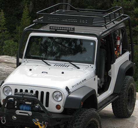 armor roof rack and basket