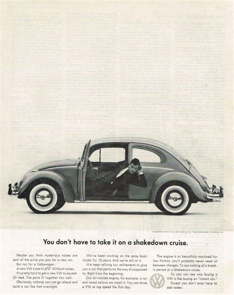 volkswagen think small pin think small vw on pinterest