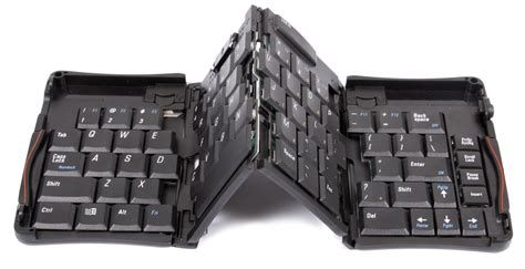 Keyboard Foldable thanko usb folding keyboard can compact into your pocket
