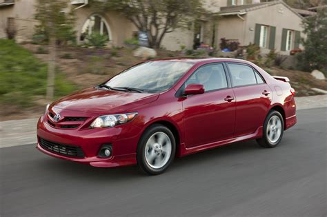 Toyota Coroll 2011 Toyota Corolla Gets A Facelift The Torque Report