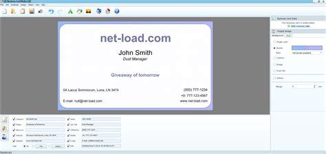 Create My Business Card Free