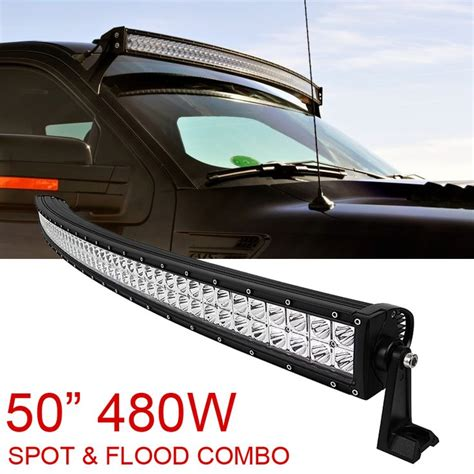 Best Led Offroad Light Bar Best 25 Curved Led Light Bar Ideas On 50 Light Bar Country Suspension And