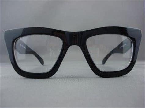 50 s vintage thick black retro eyeglasses clear glasses