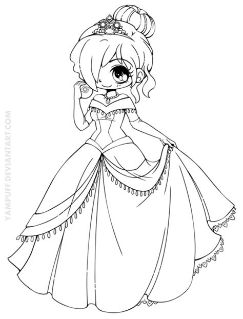 chibi coloring pages to print get this free printable chibi coloring pages for kids hakt6