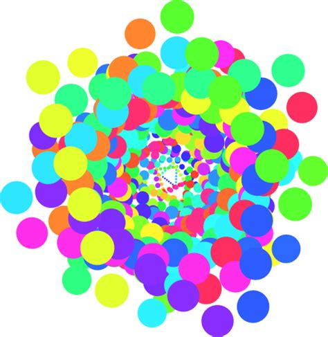 colored dots clipart china cps