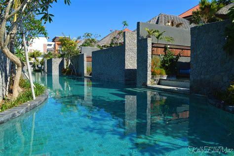 Concept Shower Bath hotel review inaya putri bali resort