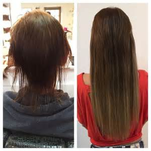 thin hair after extensions clip in hair extensions for thin hair before and after