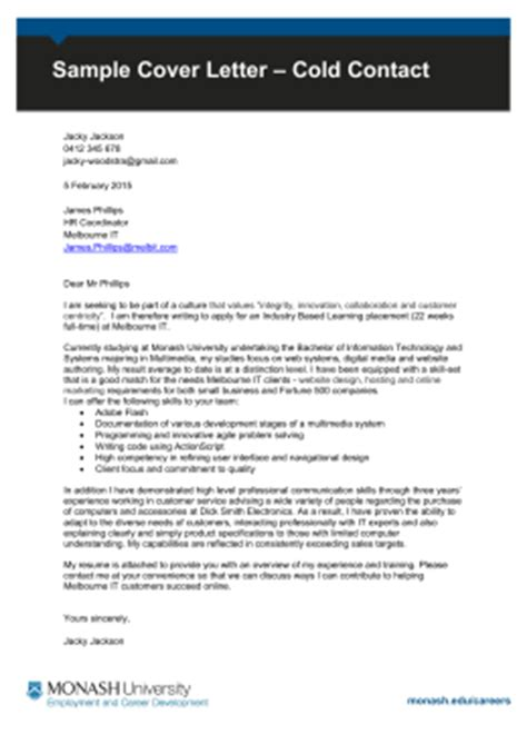 Cold Calling Cover Letter Architecture Engineering Vacation Program Sle Cover Letter